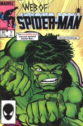 Web of Spider-Man Vol 1 7