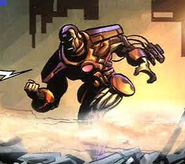 Anthony Stark (Earth-616), Iron Man Armor Model 26 MK II from Incredible Hulk Vol 2 72 002