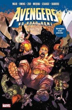 Avengers No Road Home TPB Vol 1 1