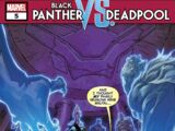 Black Panther vs. Deadpool Vol 1 5
