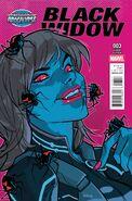 Black Widow Vol 6 3 Age of Apocalypse Variant