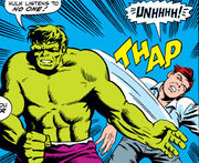 Bruce Banner (Earth-616) and Richard Jones (Earth-616) from Tales to Astonish Vol 1 100 001