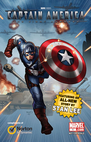 Captain America Evil Lurks Everywhere Vol 1 1