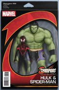 Champions Vol 2 2 Marvel NOW! Action Figure Variant