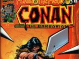 Conan Flame and the Fiend Vol 1