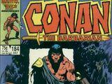 Conan the Barbarian Vol 1 184