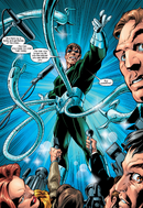 Doctor Octopus at Hammer Towers In Ultimate Spider Man Vol 1 19 2002