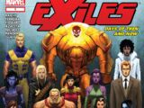 Exiles: Days of Then and Now Vol 1 1
