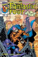 Fantastic Four Vol 3 17
