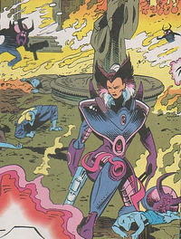 Grand Jhar (Earth-616) from Excalibur Vol 1 69 001