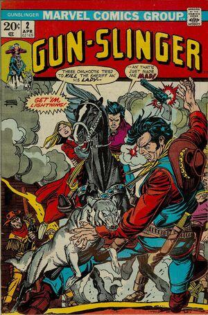 Gun-Slinger Vol 1 2