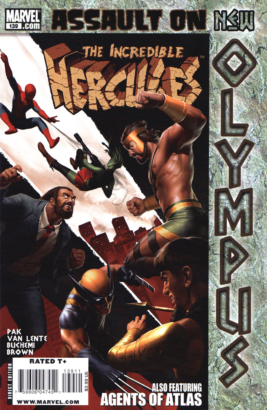 Incredible Hercules Vol 1 139