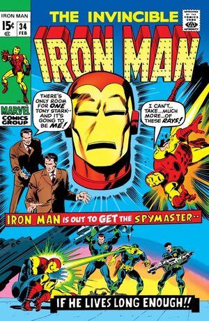 Iron Man Vol 1 34