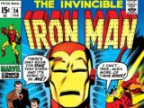 Iron Man Vol 1 34