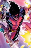James Proudstar (Earth-42466) from Deadpool vs. X-Force Vol 1 1 001