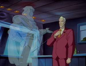 Justin Hammer and Ghost (Earth-534834) from Iron Man The Animated Series Season 2 8 0001