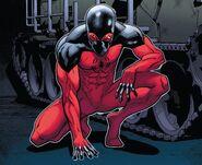 Kaine Parker (Earth-616) from Ben Reilly Scarlet Spider Vol 1 22 001
