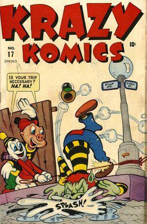 Krazy Komics Vol 1 17