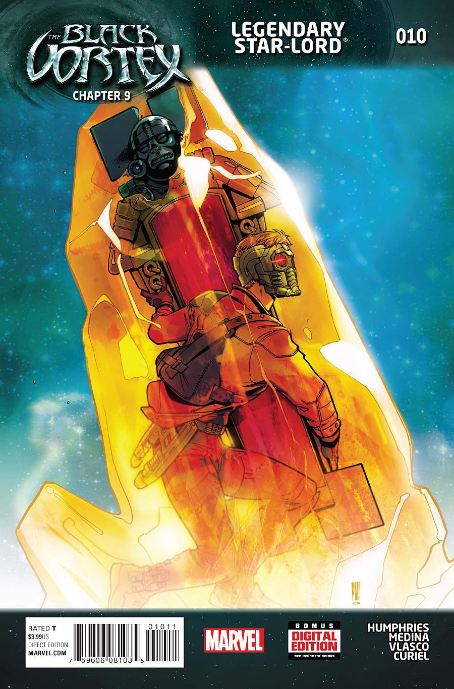 Legendary Star-Lord Vol 1 10 | Marvel Database | FANDOM ...