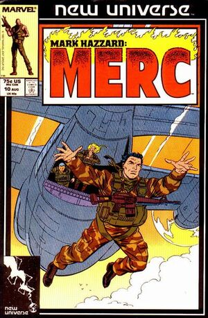 Mark Hazzard Merc Vol 1 10