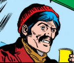 Marty (Truck Driver) (Earth-616) from Amazing Spider-Man Vol 1 167 001