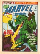 Marvel Comic Vol 1 340