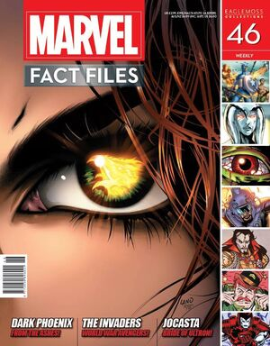 Marvel Fact Files Vol 1 46