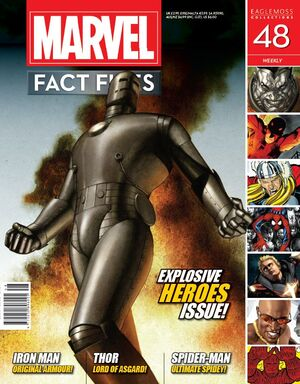 Marvel Fact Files Vol 1 48