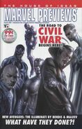 Marvel Previews Vol 1 29