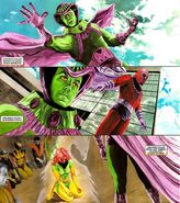Mesmero (Vincent) (Earth-616) from X-Men Unlimited Vol 2 13 0001