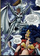 Ororo Munroe (Earth-616)-Marvel Versus DC Vol 1 3 001
