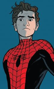 Peter Parker (Earth-51838) from Peter Parker The Spectacular Spider-Man Vol 1 301 001