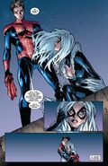 Peter Parker (Earth-616) and Felicia Hardy (Earth-616) from Amazing Spider-Man Vol 5 10 001