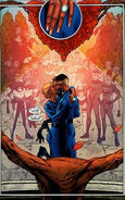 Reed Richards (Earth-616) proposes to Susan Storm (Earth-616) from Fantastic Four The Wedding Special Vol 1 1 001