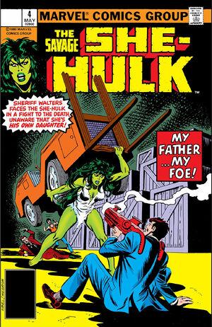 Savage She-Hulk Vol 1 4