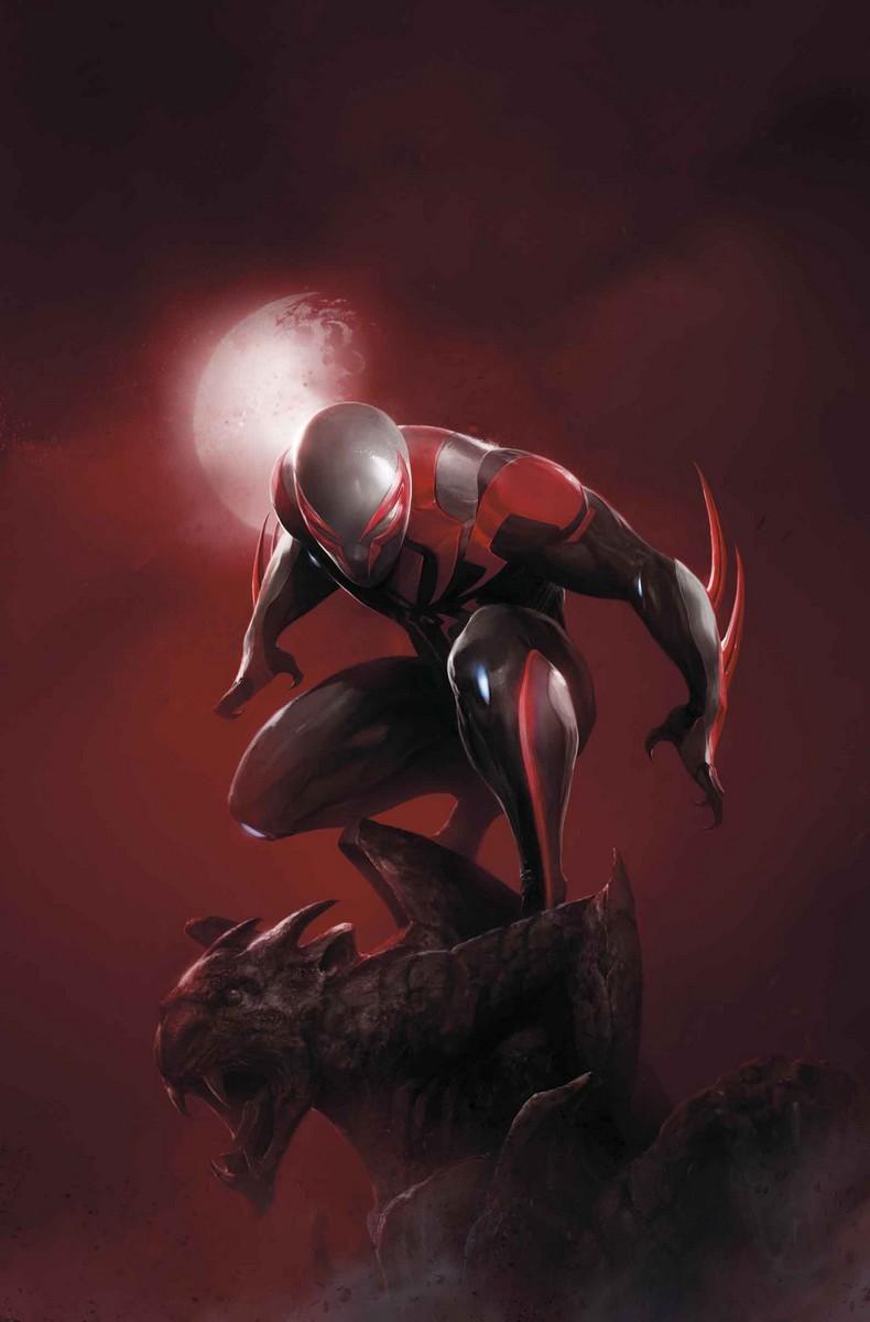 Resultado de imagen para SPIDERMAN 2099