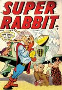 Super Rabbit Comics Vol 1 14