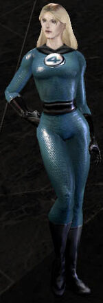 Susan Storm (Earth-6109) from Marvel Ultimate Alliance 0002