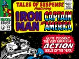 Tales of Suspense Vol 1 86