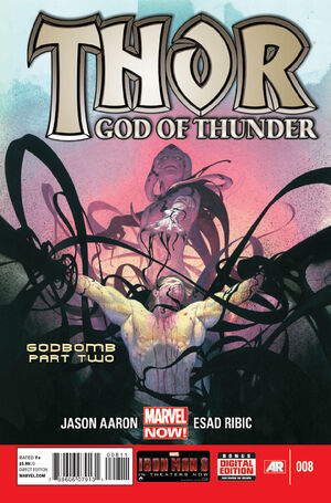 Thor God of Thunder Vol 1 8