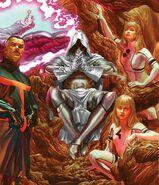 Victor von Doom (Earth-616) from Secret Wars Vol 1 4 cover