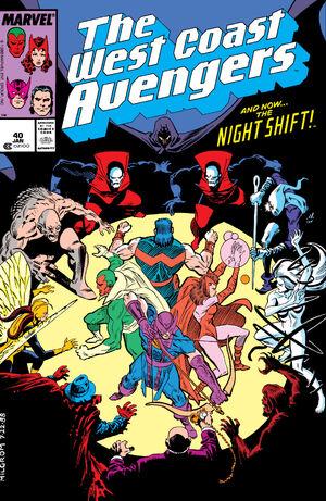 West Coast Avengers Vol 2 40
