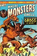 Where Monsters Dwell Vol 1 27