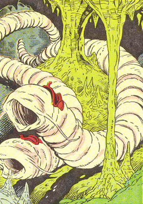 File:Wild Worms from Rocket Raccoon Vol 1 3 001.png