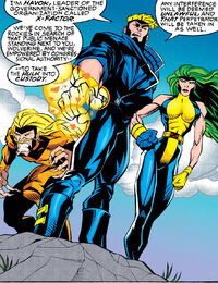 X-Factor (Government) (Earth-TRN566) from Adventures of the X-Men Vol 1 1 0001