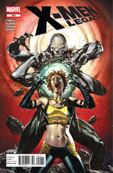 X-Men: Legacy Vol 1 258