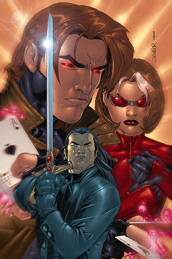X-Treme X-Men Vol 1 17 Textless