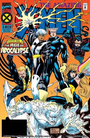 Amazing X-Men Vol 1 1