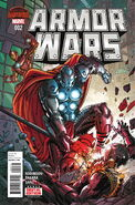 Armor Wars Vol 1 2