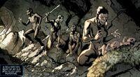 Australopithecus sediba from X-Men Giant-Size Vol 1 1 001